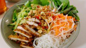 viet salad recipe - the cooks pantry