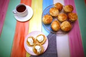 2009 Ginger Beer Scones recipe - the cooks pantry