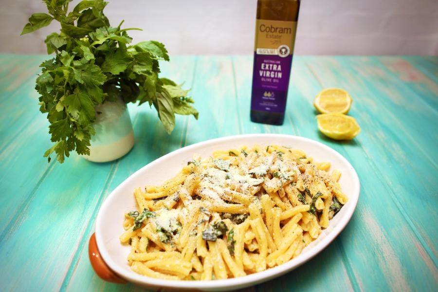 2021 Lemon Pasta recipe - the cooks pantry