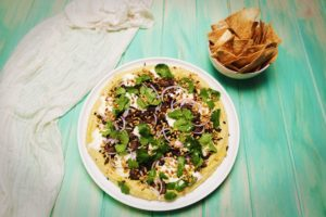 2089 Beef Hummus recipe - the cooks pantry