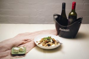 2102 Pappardelle with Mixed Mushroom Ragout recipe - the cooks pantry