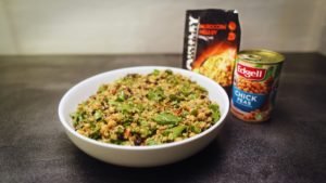 2171 Cous Cous, chickpea and herb Salad recipe - The Cooks Pantry