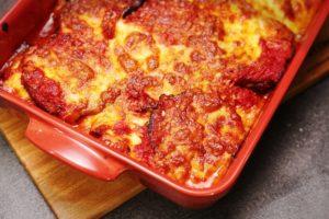 2194 Egpplant Parmigiana recipe - the cooks pantry