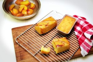 2197 Warm Peach Pudding recipe - The Cooks Pantry