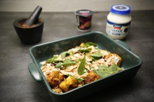 2217 Indian Spiced Cauliflower recipe - the cooks pantry