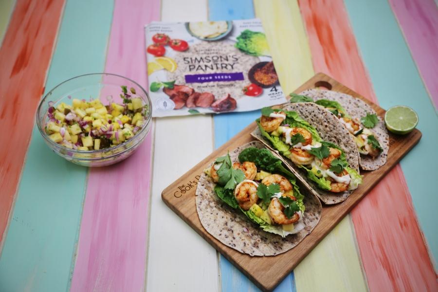 2287 Mini Prawn Tacos recipe - the cooks pantry