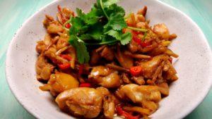 Fish Sauce Caramel Chicken recipe - The Cooks Pantry