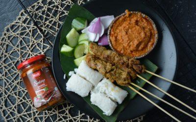 Malaysian Satay Beef