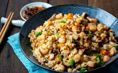 XO Sauce Fried Rice (Fujian Fried Rice)