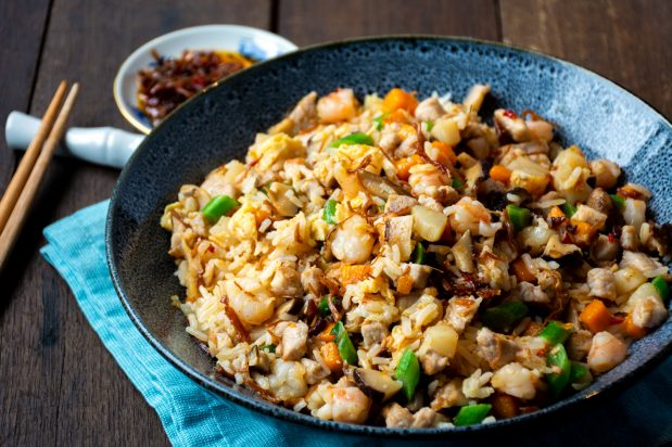 R01483_XO_Sauce_Fried_Rice-619x412 recipe - the cooks pantry