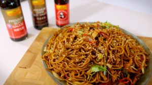 Stir Fried Noodles recipe - the cooks pantry