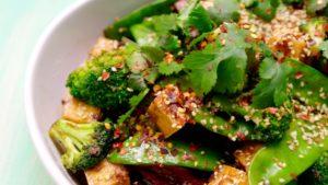 Teriyaki Tofu recipe - the cooks pantry
